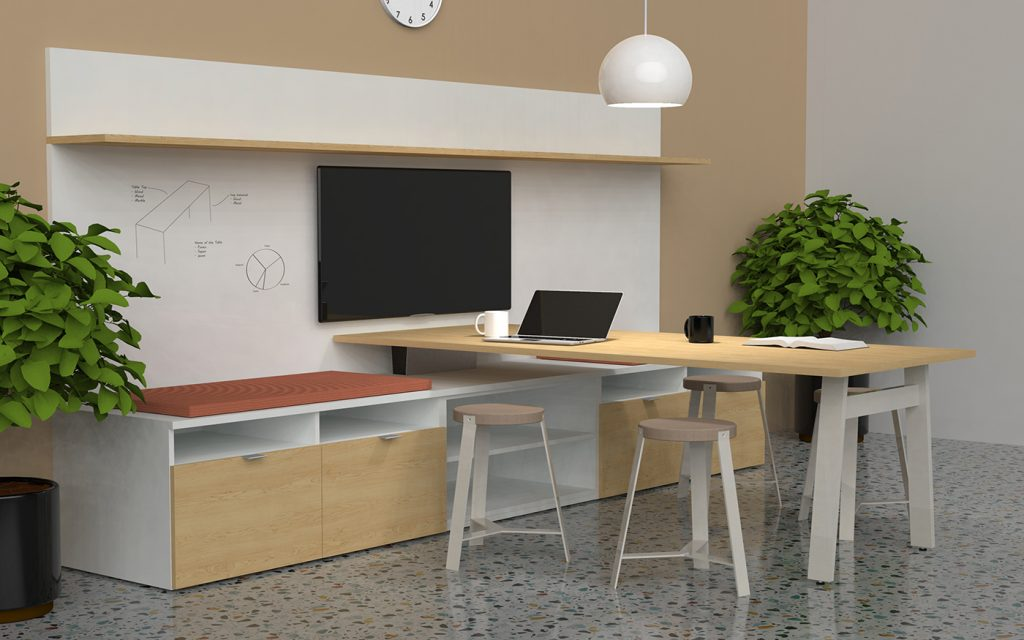 BRC Group Collaborative Table by Inspire Contract Group