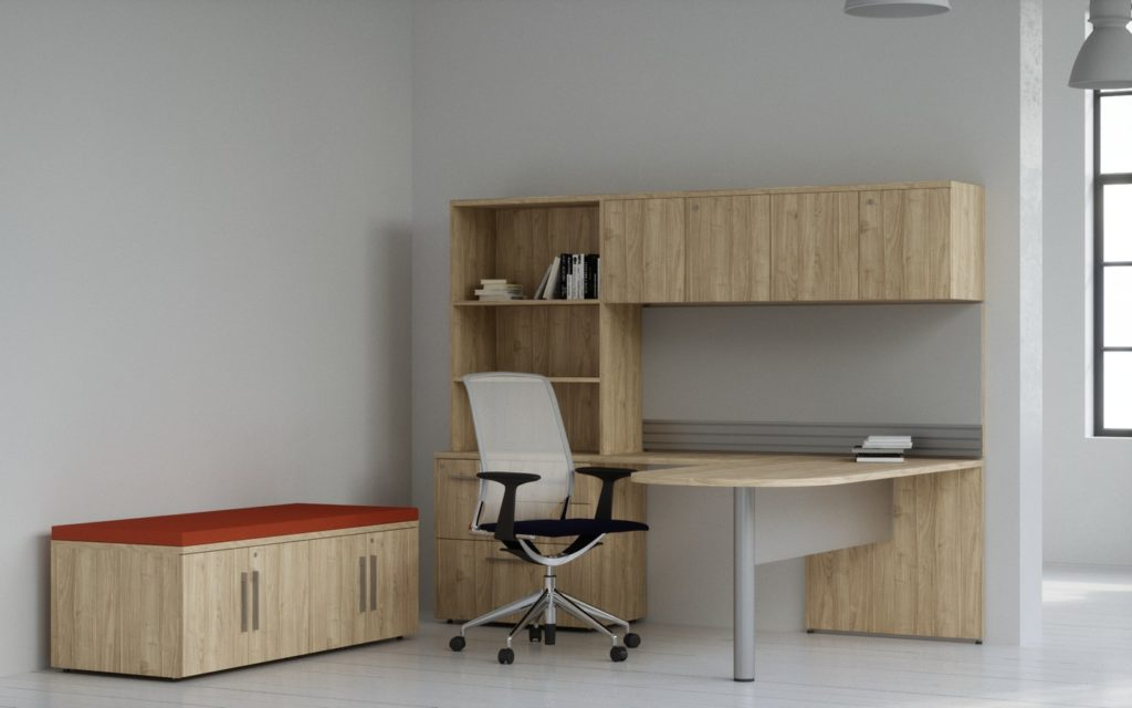 BRC Group Desk Solutions by Inspire Contract Group