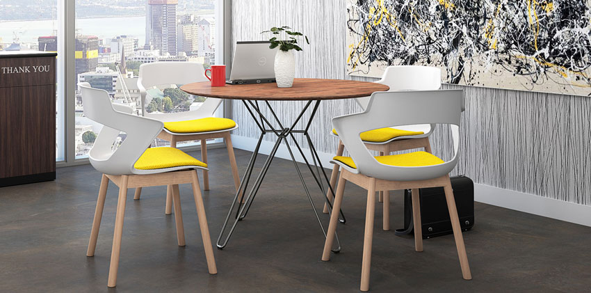 Via Seating Corporate Breakour by Inspire Contract Group