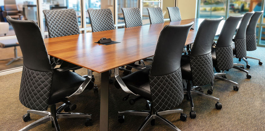 Via Seating Corporate Conference by Inspire Contract Group