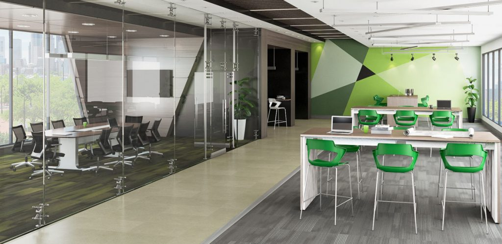 Via Seating Corporate by Inspire Contract Group