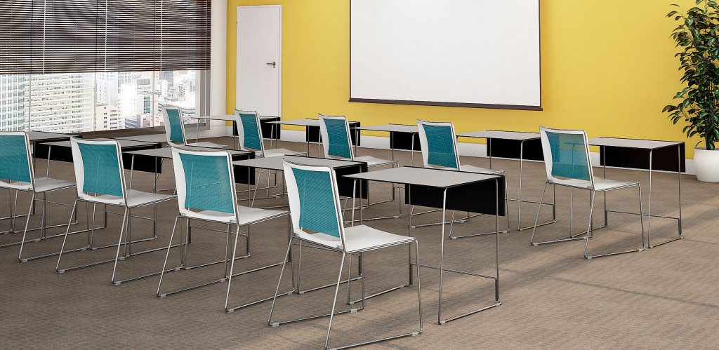 Via Seating Education Furniture by Inspire Contract Group