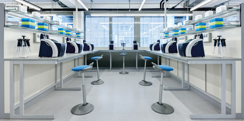 Via Seating Education Labs by Inspire Contract Group