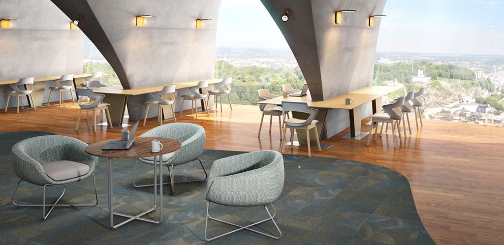Via Seating Hospitality Banquet by Inspire Contract Group