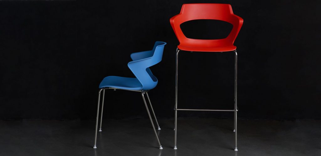 Zee Chairs by Via Seating