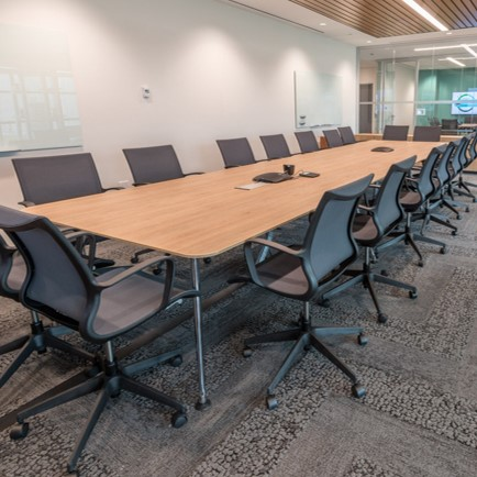 BRC Group Boardroom Conference Table represented by Inspire Contract Group