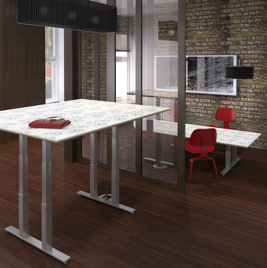 Hi5 Table Solution represented by Inspire Contract Group