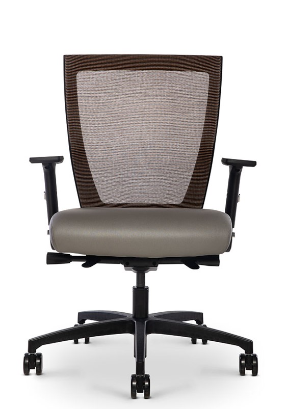 Via Seating Run II Chair design represented by Inspire Contract Group